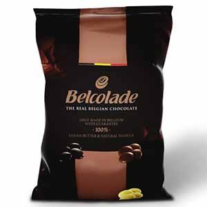 Бельгийский темный шоколад  Belcolade 55% 1 кг