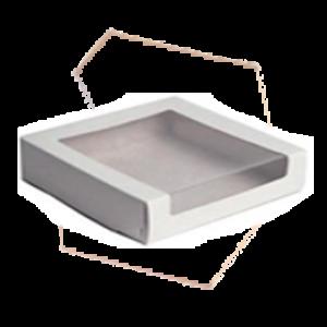 Короб «Для Транспортировки c окном» 180x180x100