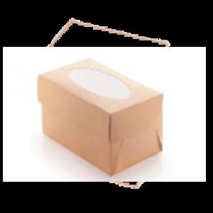 Упаковка для маффинов 4 (160x160x100)
