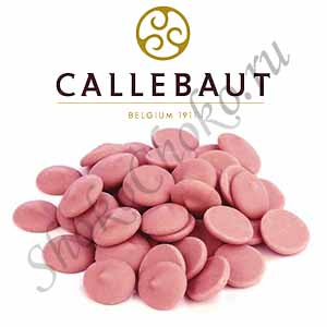 Шоколад рубиновый Ruby Callebaut 0,5 кг