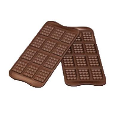 Форма для шоколада Silikomart Scg11 плитка