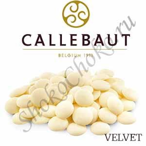 Белый шоколад (Velvet) Callebaut 32 % какао 2,5 кг
