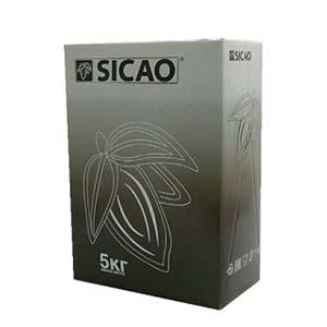 Глазурь темная Sicao 5 кг
