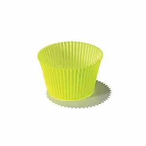 Капсула для конфет зеленая 80 шт
