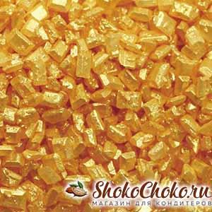 Кристалл Золото100 г