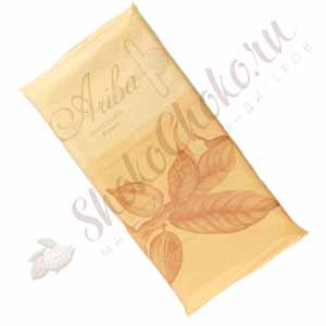 Шоколад белый ARIBA Pani 31% какао 2,5 кг