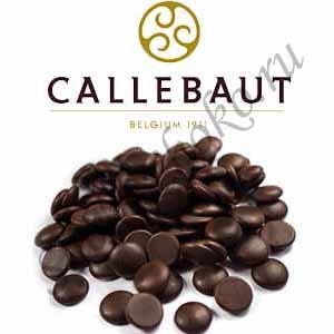 Бельгийский горький шоколад Callebaut 70,5 % какао 1 кг