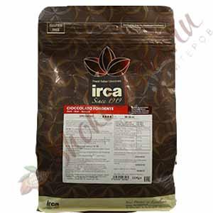 Темный шоколад Irca 57% какао 2.5 кг
