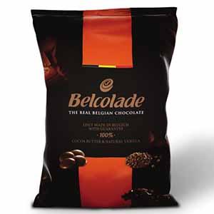 Бельгийский молочный шоколад  Belcolade 35% 1 кг
