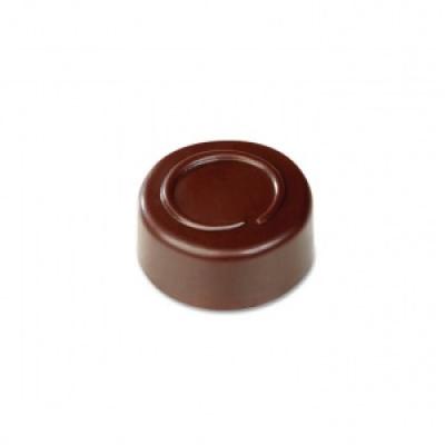 Форма для конфет ПРАЛИНЕ круг Pavoni PC100