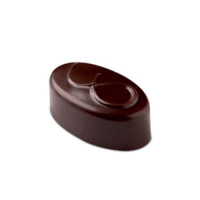 Форма для шоколада овал Pavoni PC111