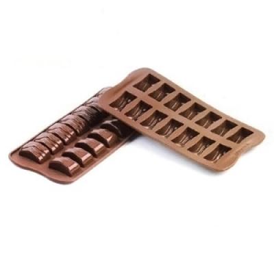 Форма для шоколада Silikomart Scg09 джек