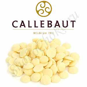 Бельгийский белый шоколад Callebaut 25,9 % какао 1 кг