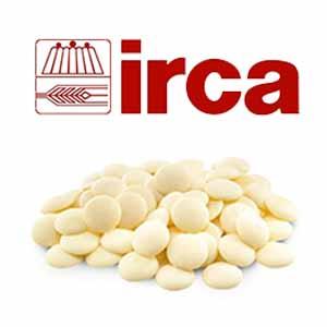 Белый шоколад Irca 32/34 2.5 кг