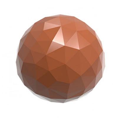 Форма для шоколада Sphere facet 1909 CW