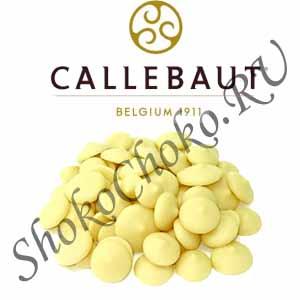 Масло какао Callebaut в каллетах, 1 кг