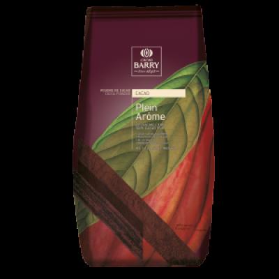 Какао порошок алкализованный Cacao Barry Plein Arome 1 кг