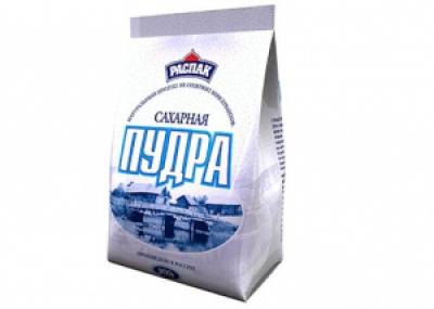 """Сахарная пудра, 1кг,""""Распак"""", Россия"""
