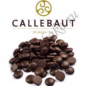 Бельгийский темный шоколад Callebaut 54,5 % какао 1 кг