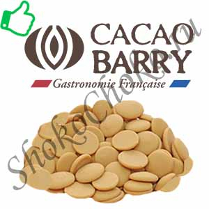 Белый шоколад Zephyr Caramel Cacao Barry 1 кг